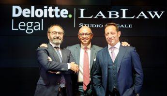 Luca Failla, Francesco Rotondi e Carlo Gagliardi in foto